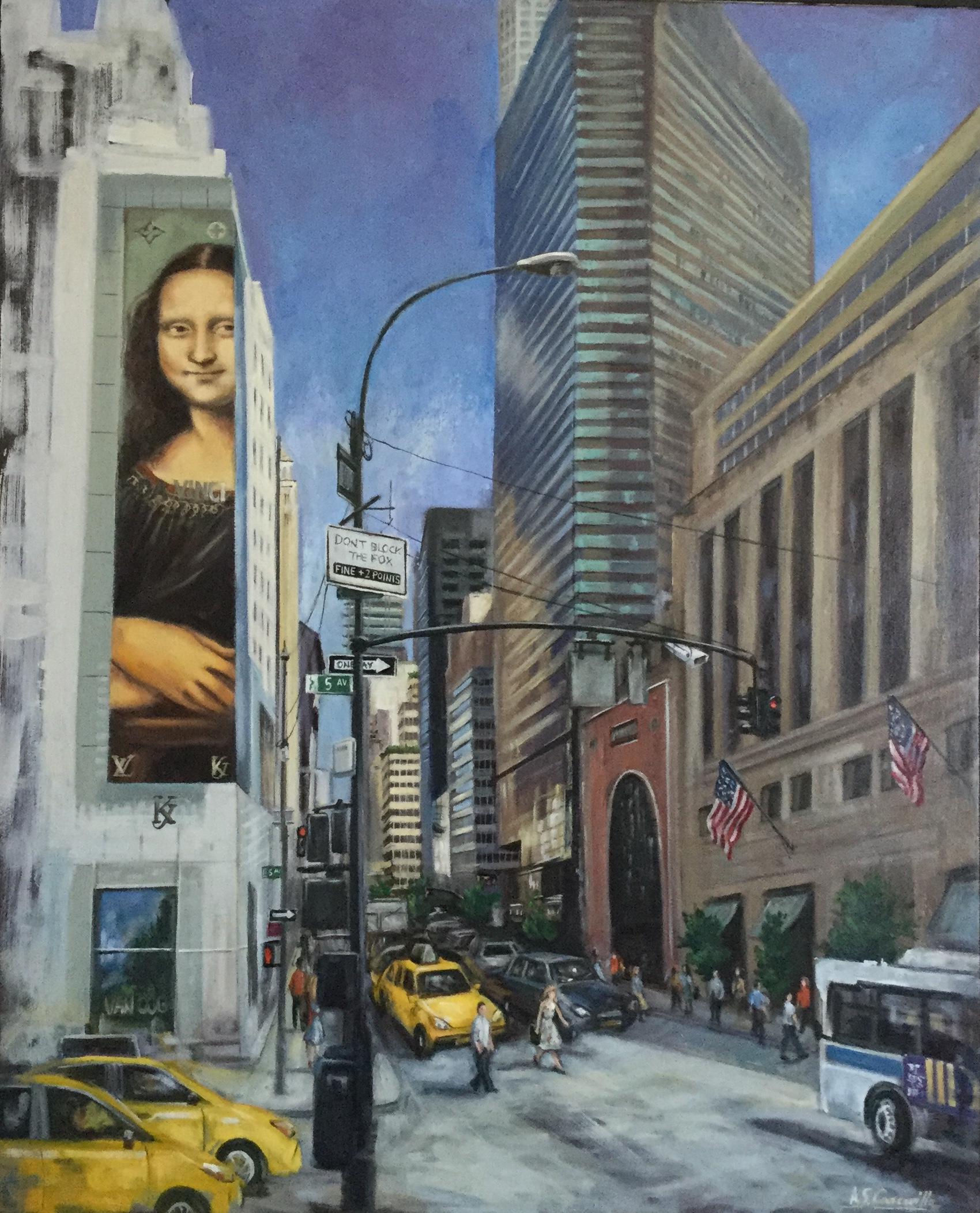 5ª AV Nueva York