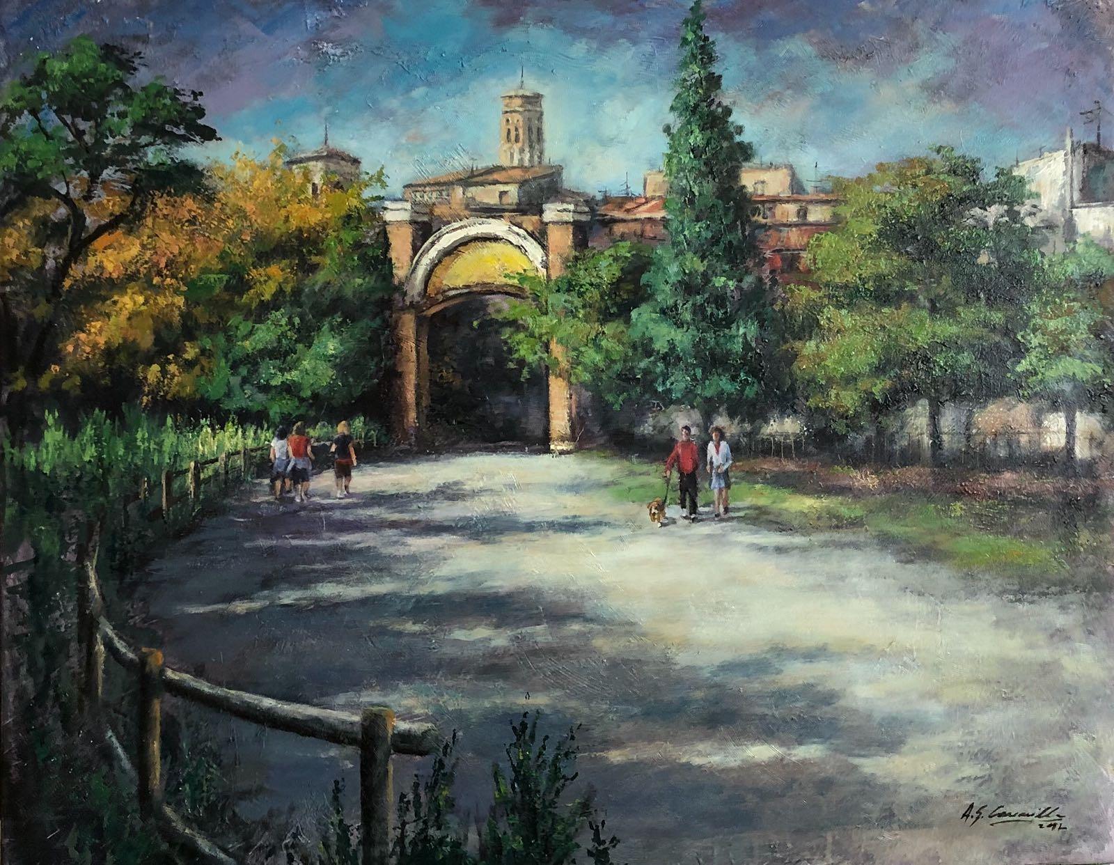 Puerta de la Mejana