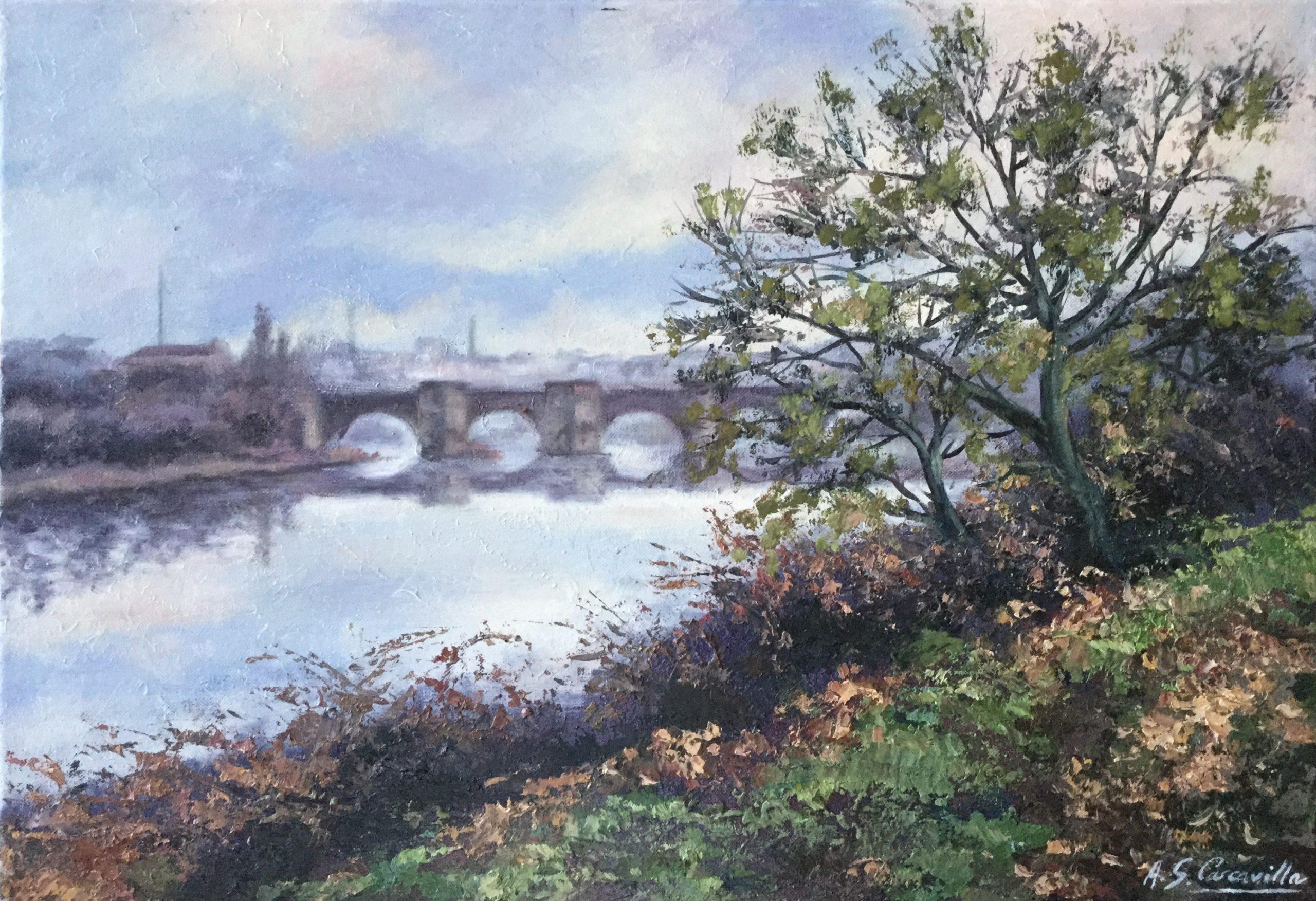 Puente del Ebro